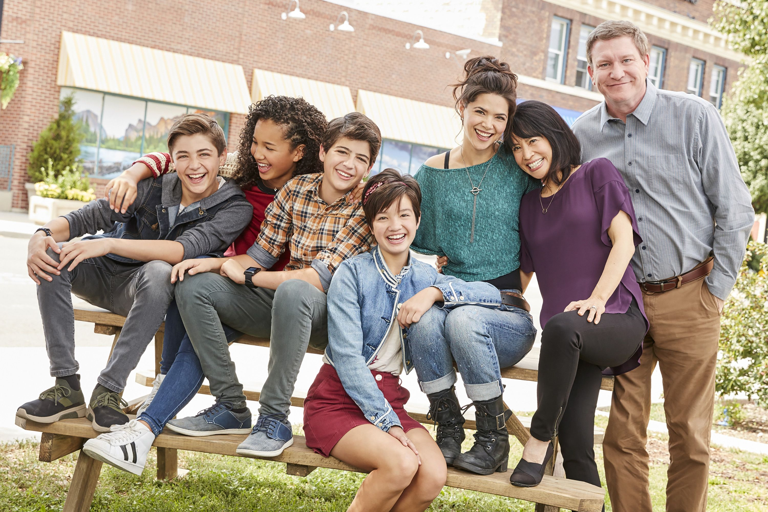 Andi Mack Cast On Their Favorite Season 2 Moments Best Scenes From Disney S Andi Mack Season 2
