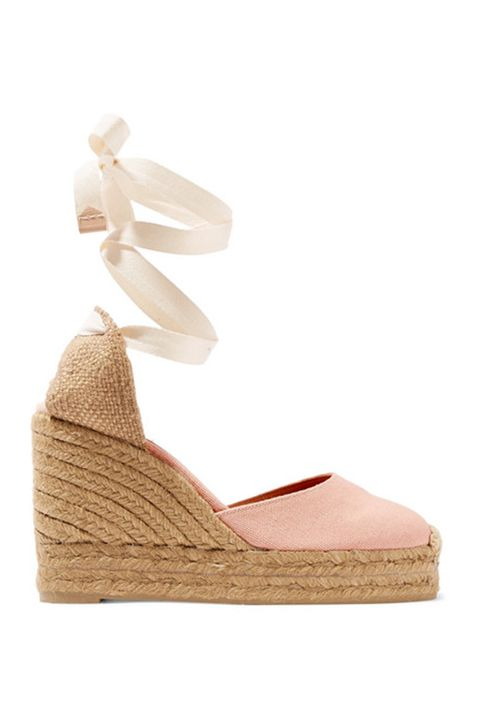 e29f8e41b Wedge Heels To Keep You Upright At Grassy Functions