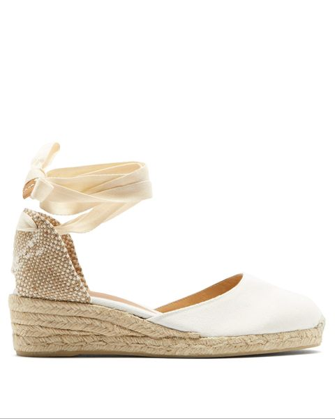 castaner white espadrille wedges pippa middleton