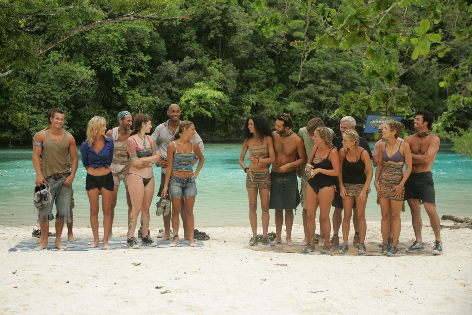 There's One Survivor Season That Didn't Have a Merge: Palau