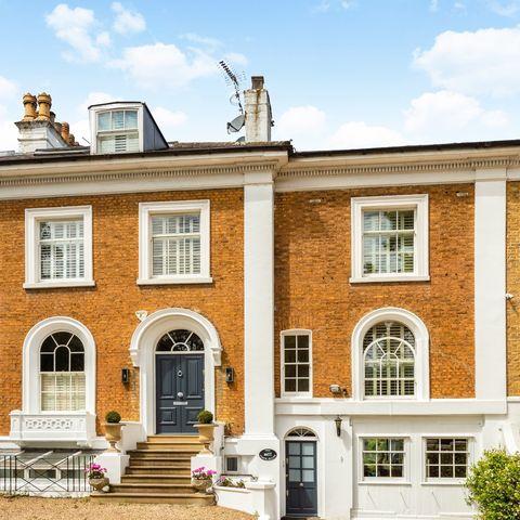 Grade II Regency villa  for sale in London