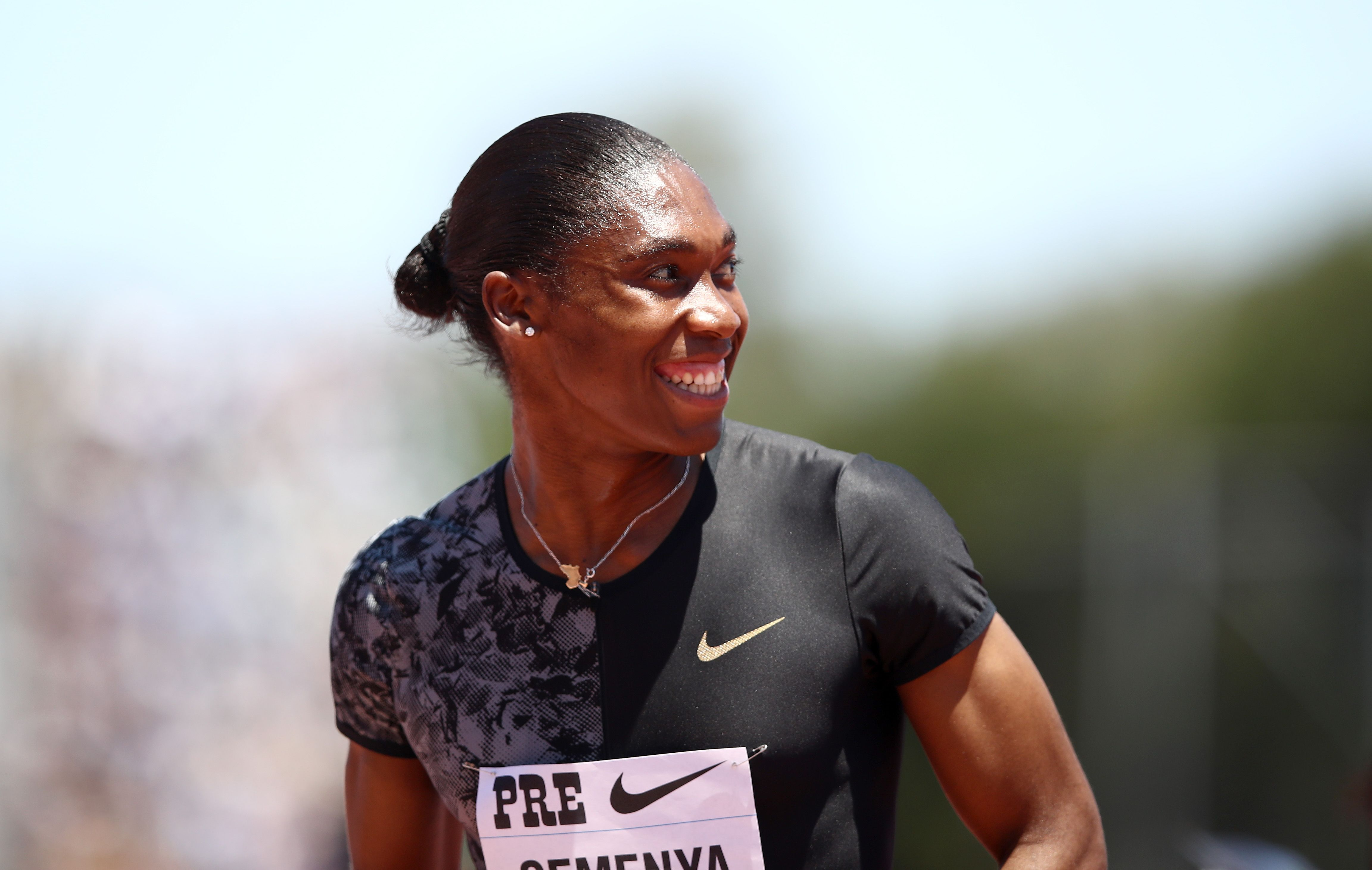 800-Meter Champion Caster Semenya Joins Soccer Club in South Africa