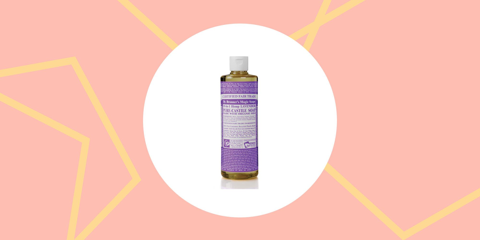 Castile soap uses - Women's Health UK