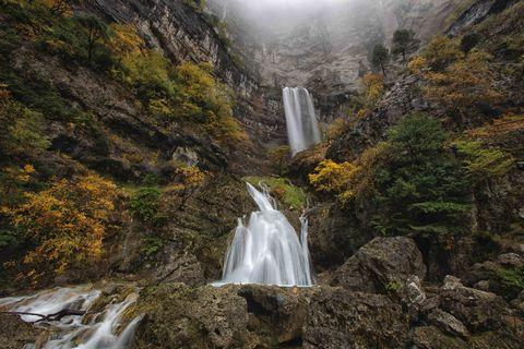 albacete sierra de riopar riopar mountain range river mundo source
