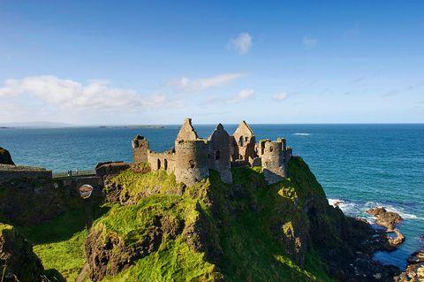 mejores castillos irlanda turismo