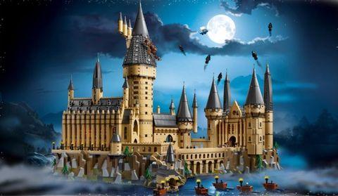 Castillo Harry Potter Lego