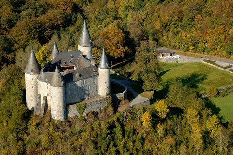 castillo de valonia