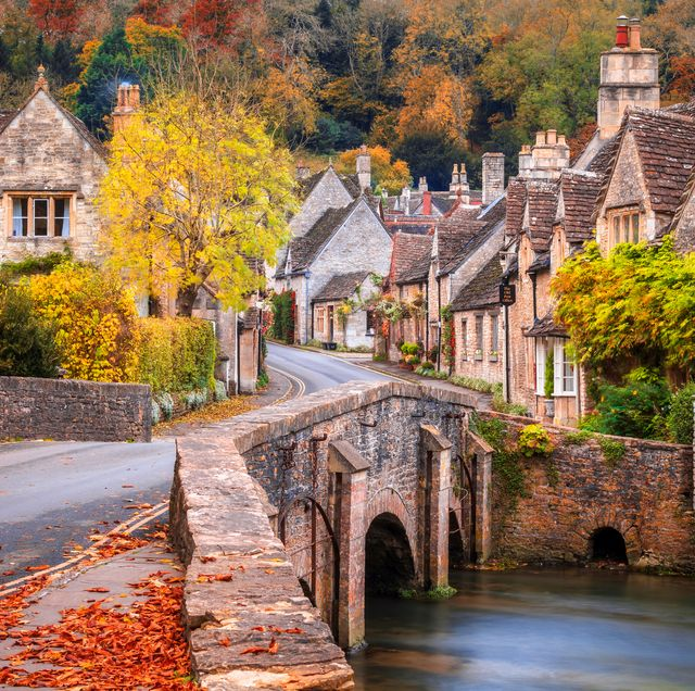 5 of the best places in the cotswolds for an autumn staycation