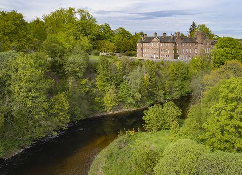 Historic Castle For Sale In Scotland