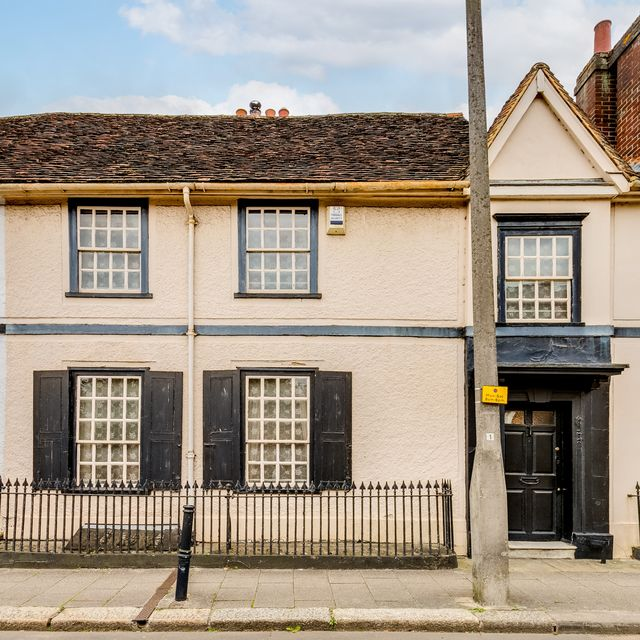 15th century grade ii home hertfordshire for sale