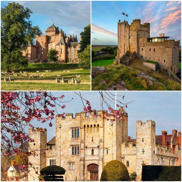 castles uk