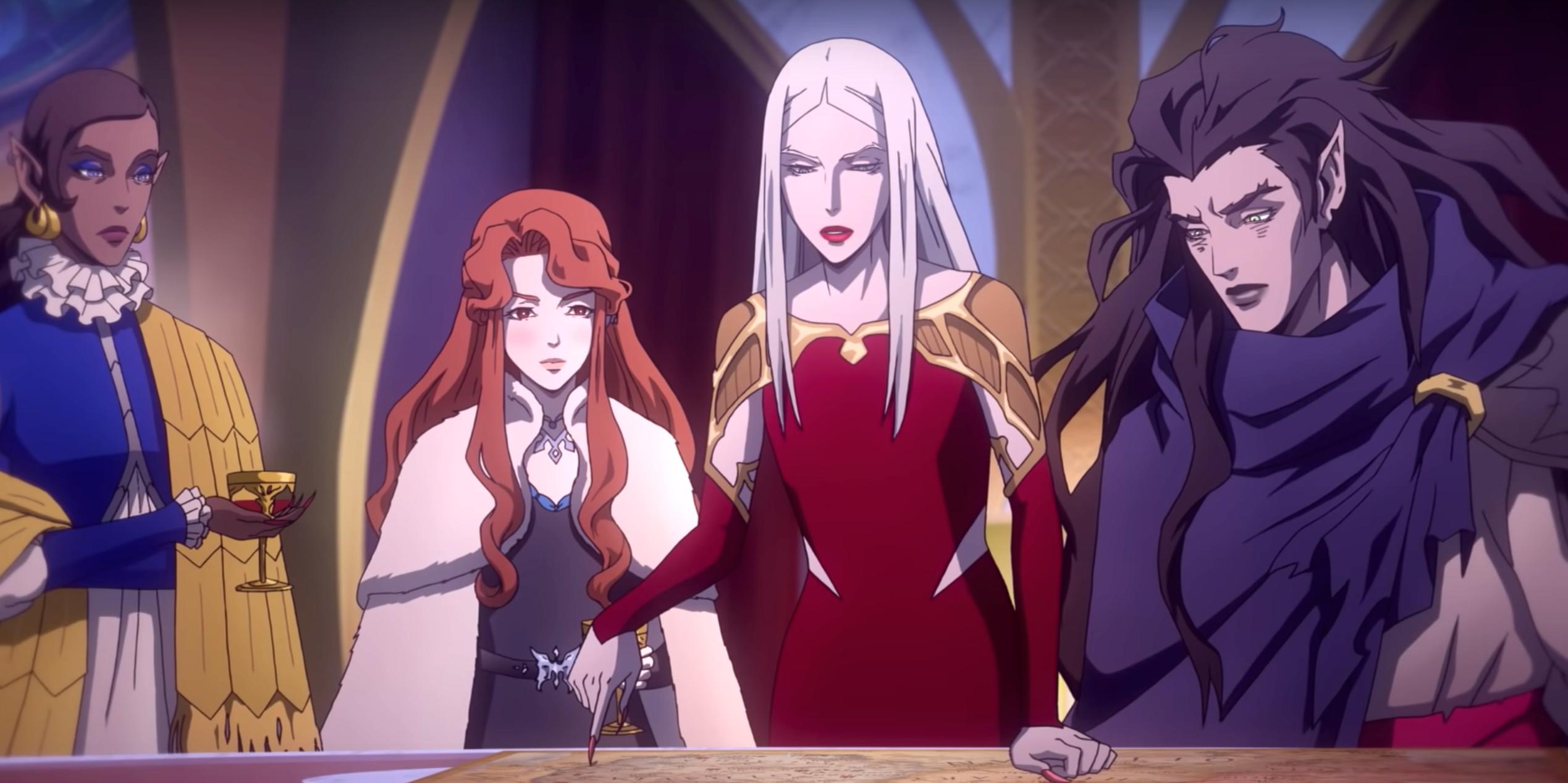 Castlevania Season 4: Confirmed For Release - Trending Update News
