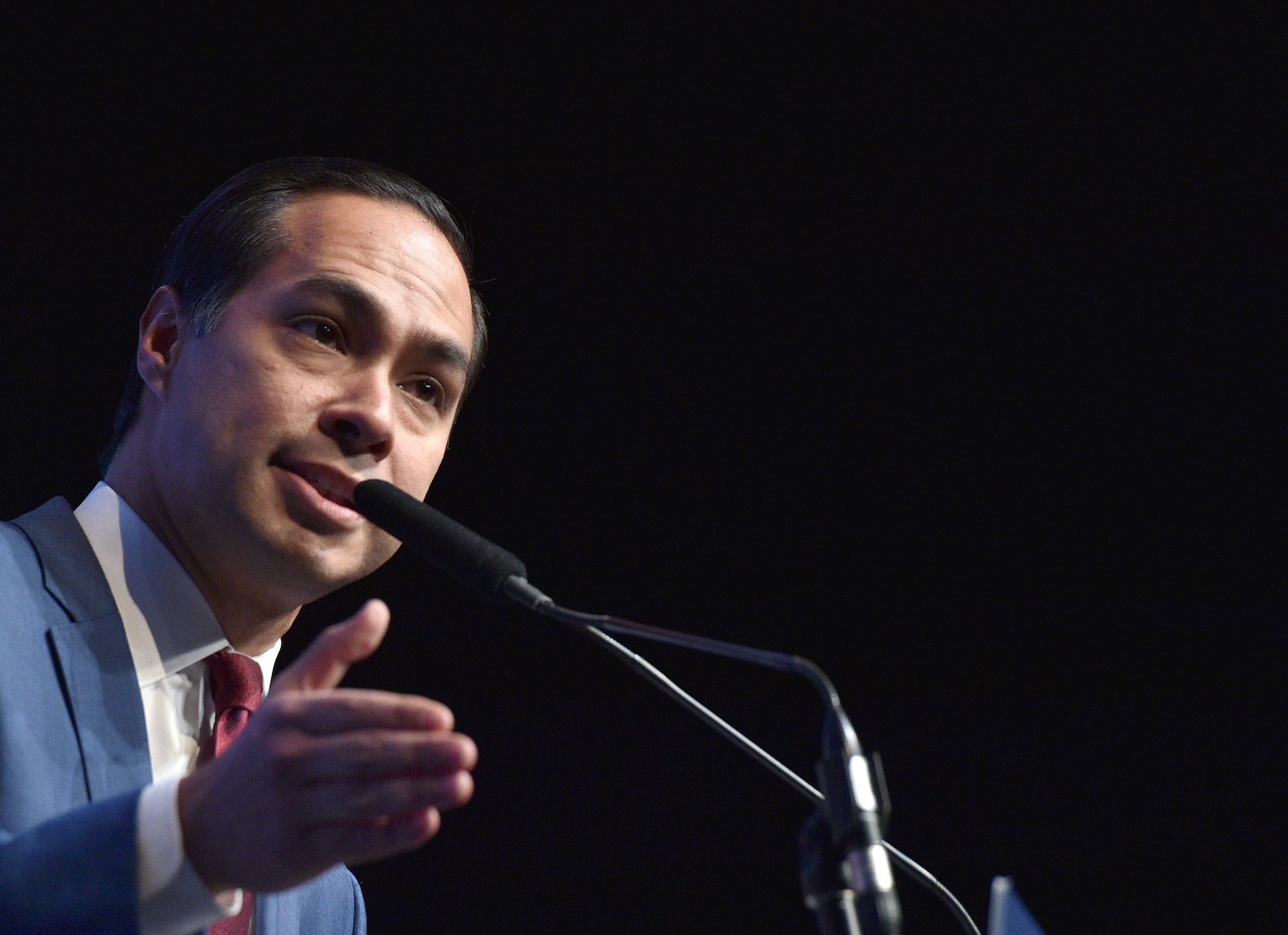 Julian Castro Has Brought Issues to the Campaign No One Else Has, But He Won't Be on Stage Tonight