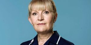 Cathy Shipton as Lisa 'Duffy' Duffin in Casualty