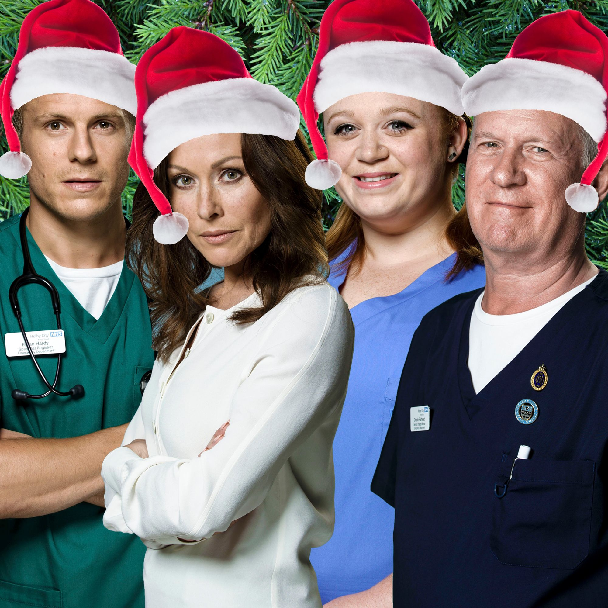 11 huge Casualty stories coming your way this Christmas