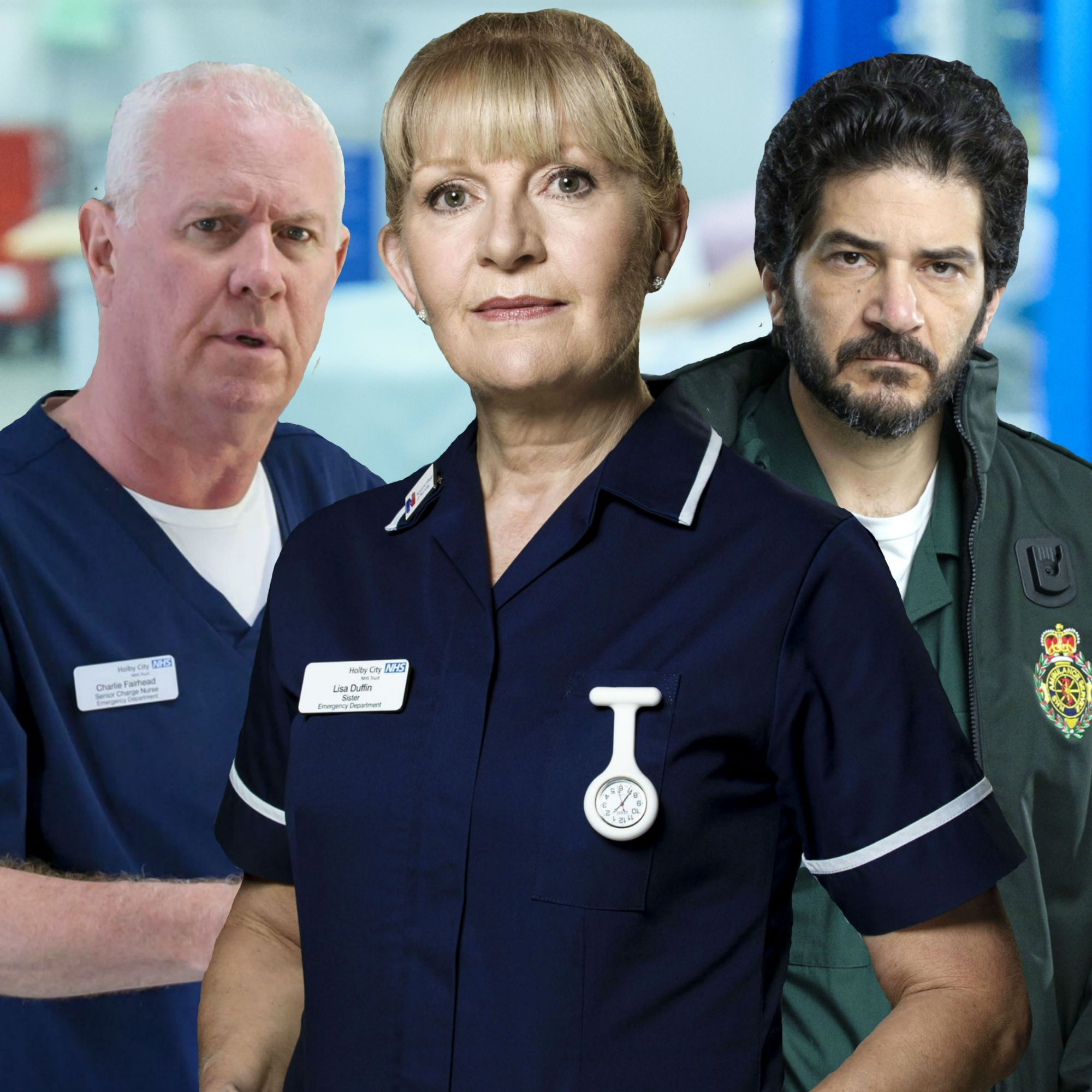 7 huge Casualty spoilers for Duffy's final episode