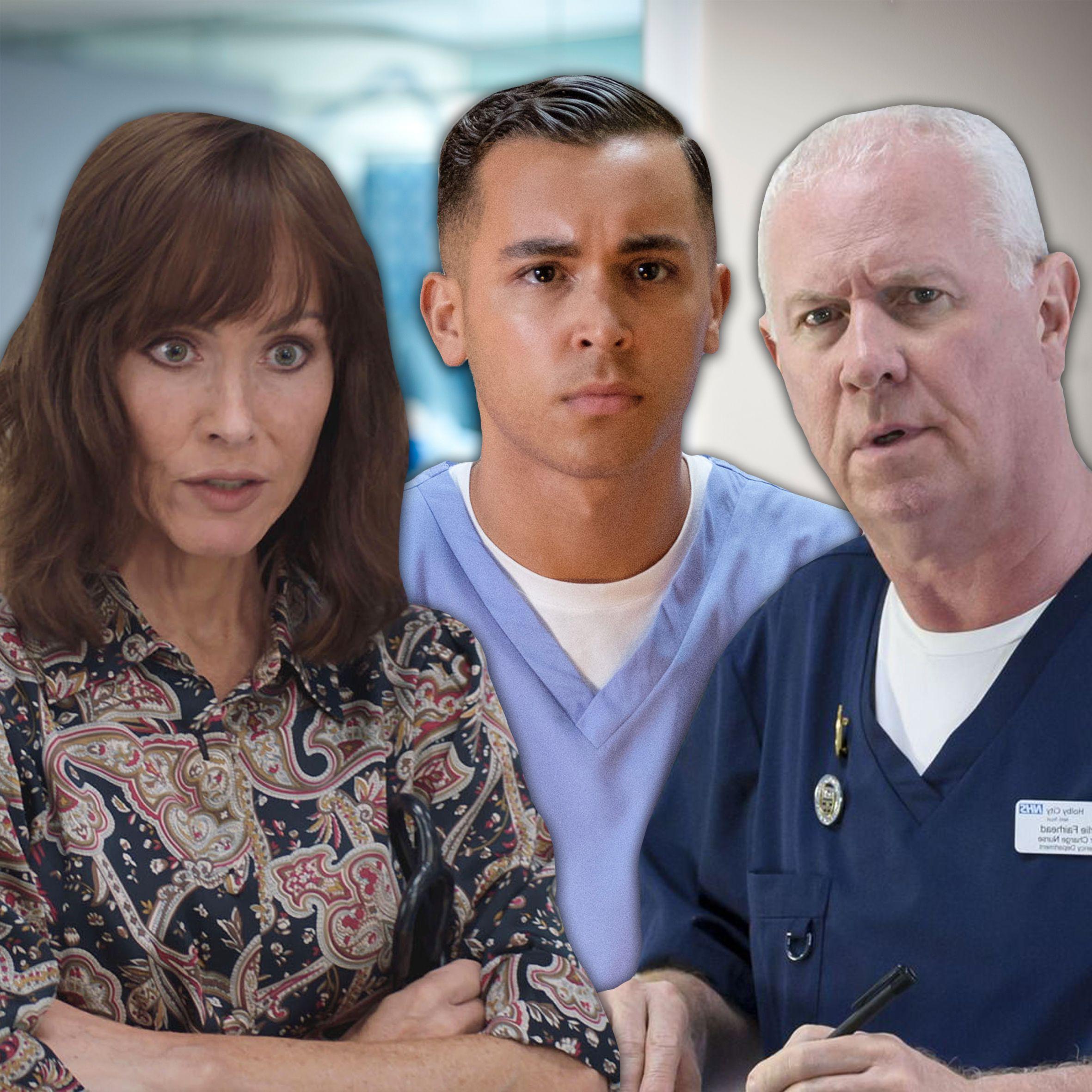 7 huge Casualty spoilers for next week