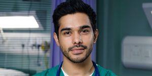 Neet Mohan as Rashid 'Rash' Masum in Casualty