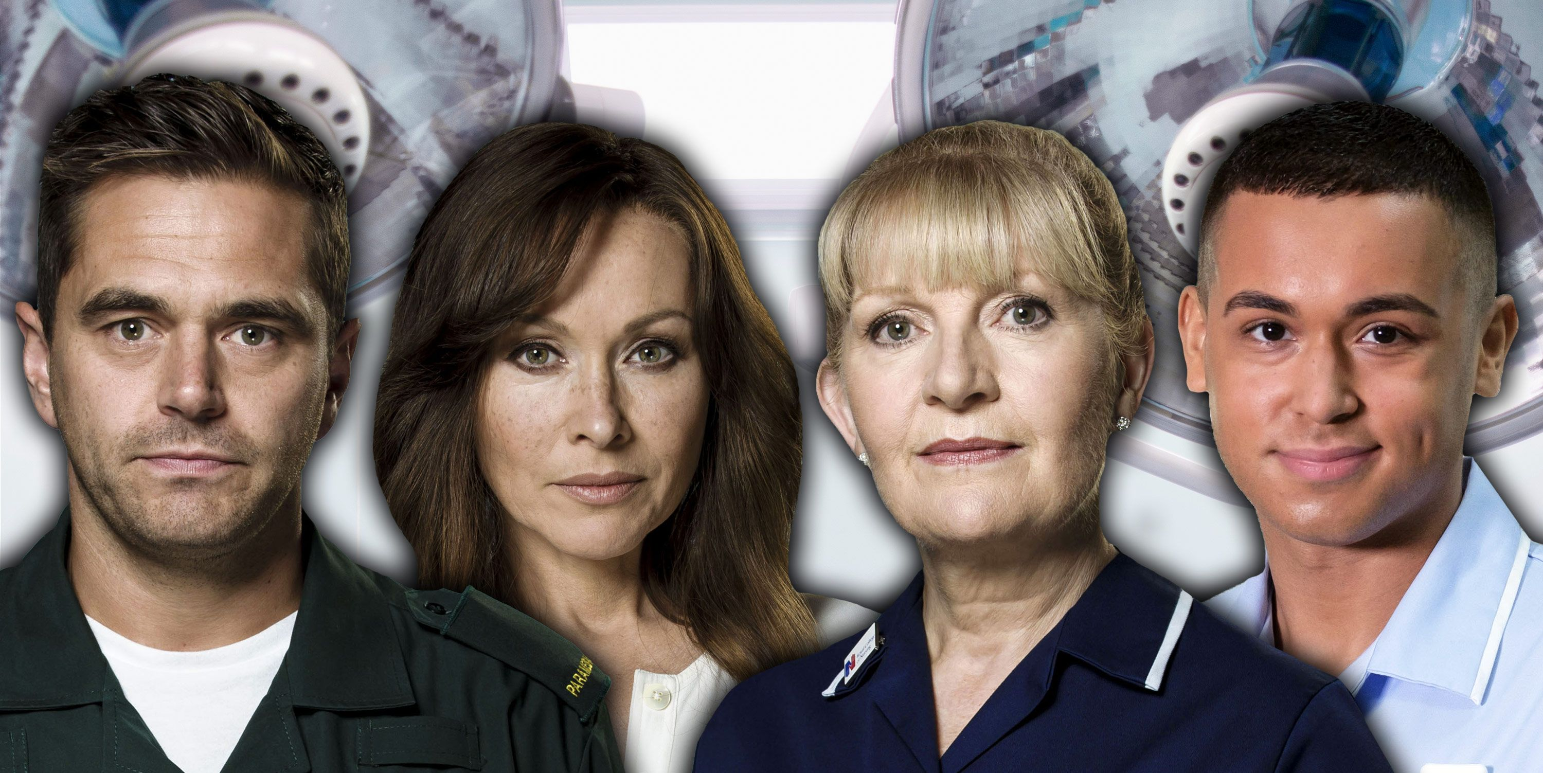 Casualty, Spoilers 2019, Connie Beauchamp, Iain Dean, Marty Kirkby, Duffy