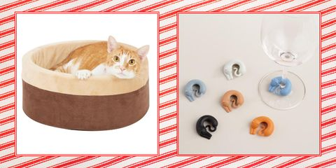 30 Unique Gifts for Cat Lovers - Funny Cat-Themed Gifts for Her