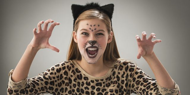 23 Cat Makeup Ideas For Halloween How To Do Cat Face Makeup