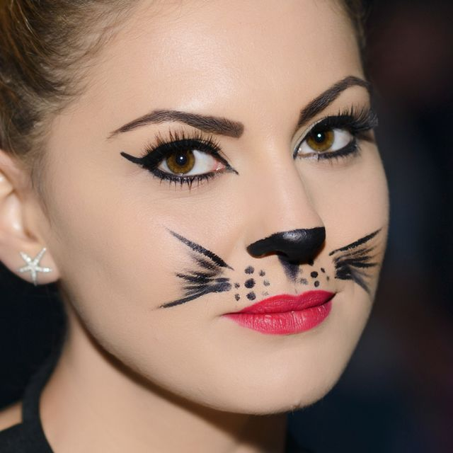 Halloween Ideas 2019 Makeup.21 Cat Makeup Ideas For Halloween How To Do Cat Face Makeup