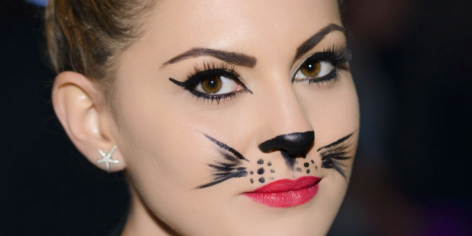 Cat Makeup Ideas for a Purr-fect Halloween Costume