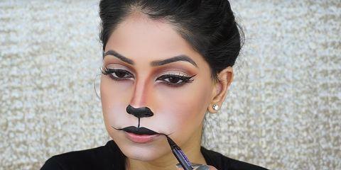 Trucco Halloween Catwoman.Best Cat Makeup Halloween Tutorial For 2019 Easy Cat Costume Ideas