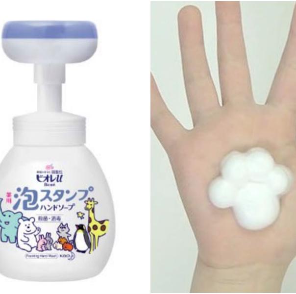 花王,貓掌泡泡洗手乳,日本限定,泡沫慕絲洗手乳,beauty