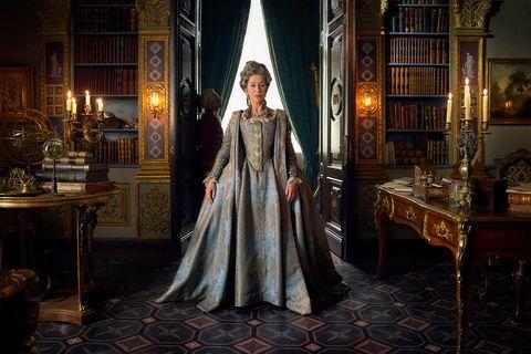 Helen Mirren es la protagonista de 'Catalina la Grande'