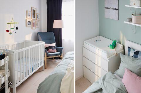 Dormitorios en el catálogo de Ikea 2020