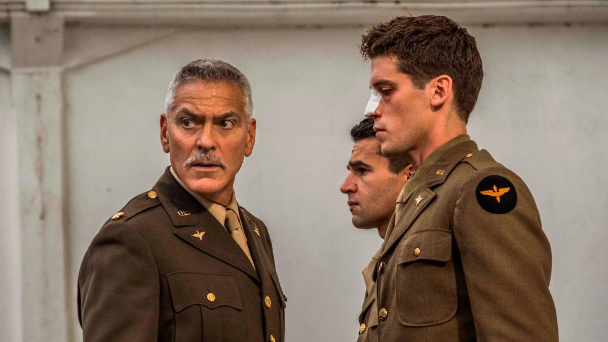 George Clooney: «La parte più difficile in Catch-22? Girare me stesso»