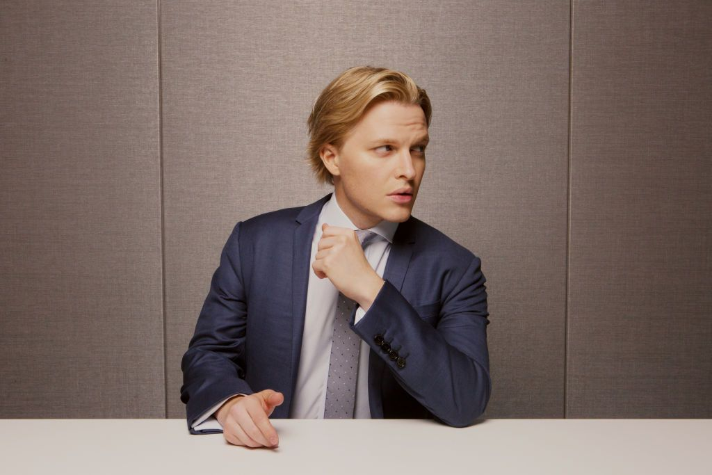 Ronan Farrow Doesn't Want to be the Story. But He's Got a Hell of a Story to Tell.