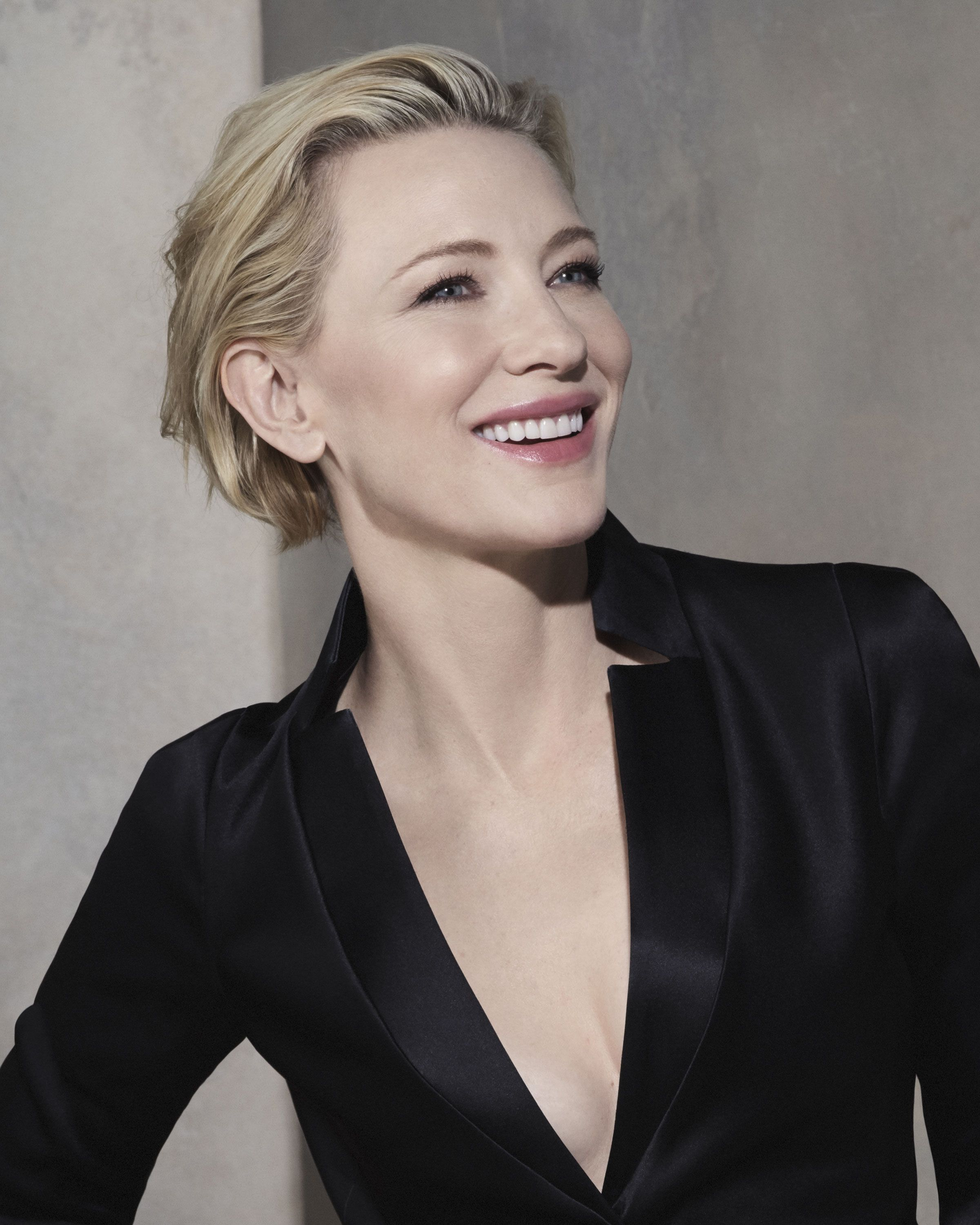 Cate Blanchett Announced As The First Global Beauty Ambassador For Giorgio Armani
