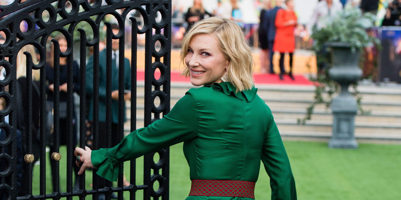 """Cate Blanchett alla prima del film """"Il mistero della casa del tempo"""""""