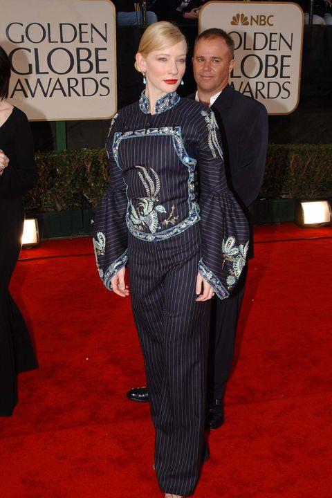 Most Unique Golden Globes Looks - Cate Blanchett