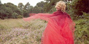 Cate Blanchett for Harper's Bazaar October 2018 cover shoot