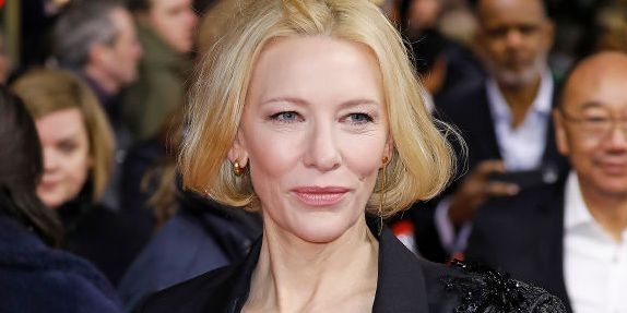 Cate Blanchett Just Revealed That She Suffered a Head Injury in a Minor Chainsaw Accident