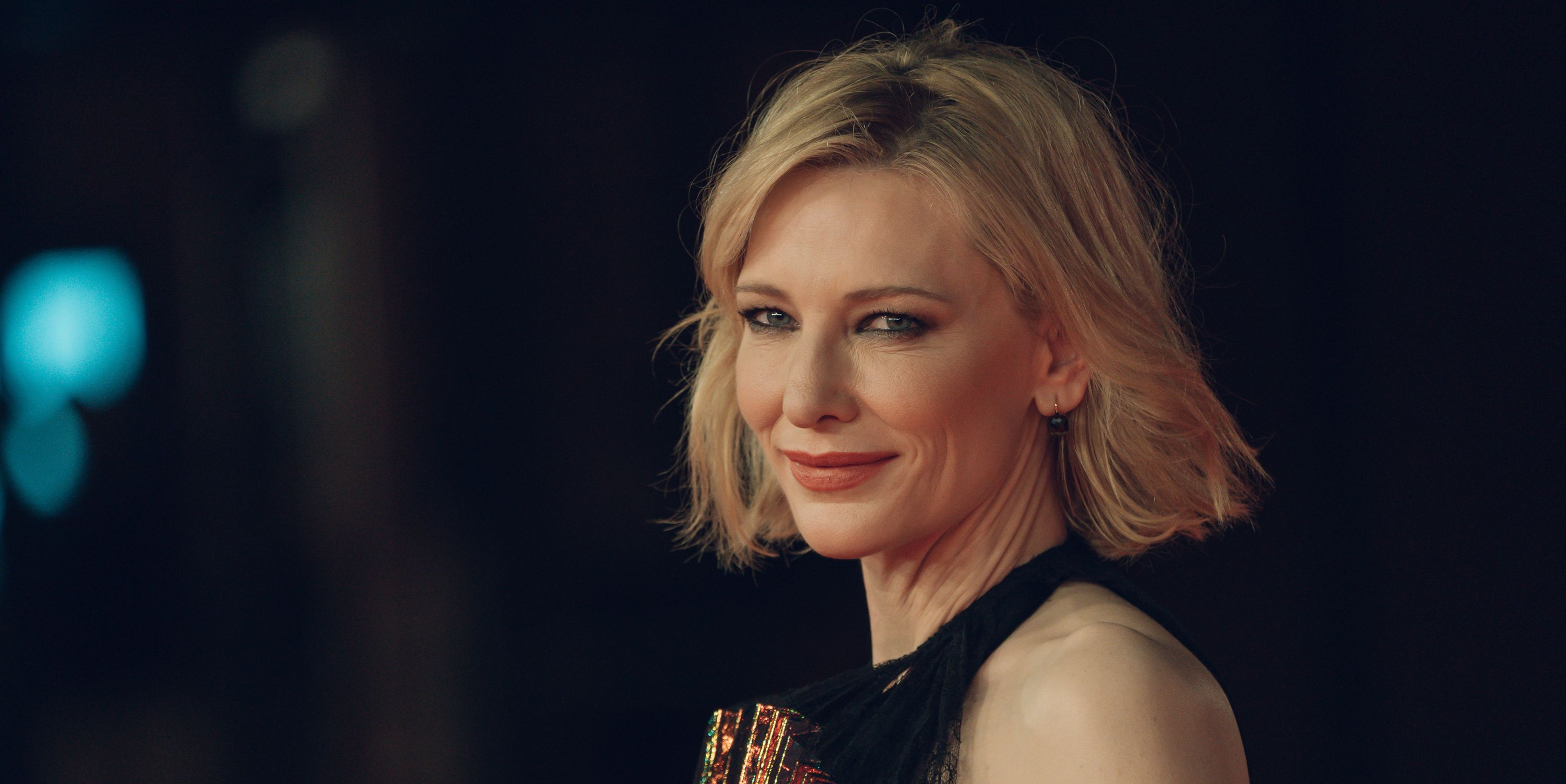 Cate Blanchett defends straight actors who play LGBT roles in film