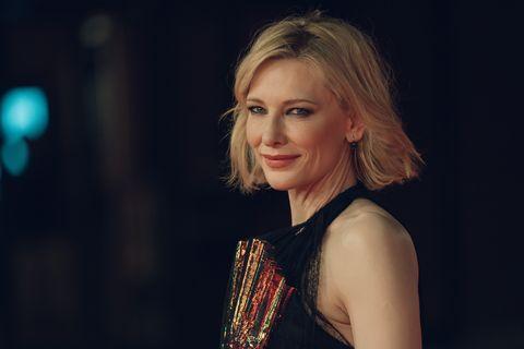 Cate Blanchett at the Rome Film Festival