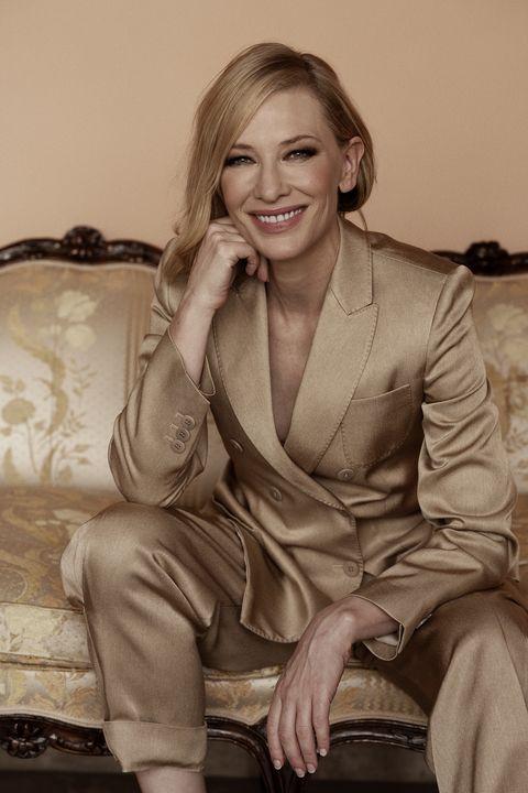 Cata Blanchett Armani