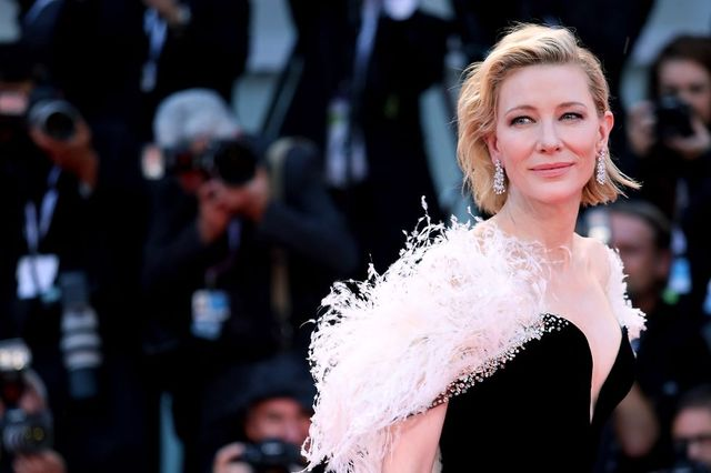 a star is born red carpet arrivals   75th venice film festival