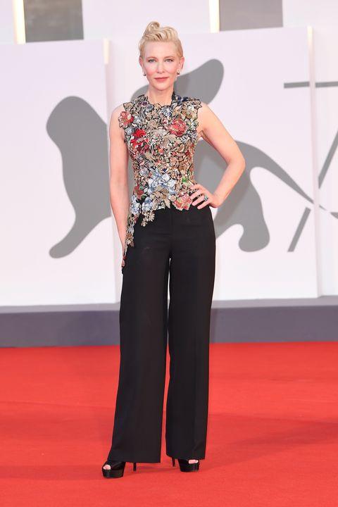 """amants"" red carpet   the 77th venice film festival"