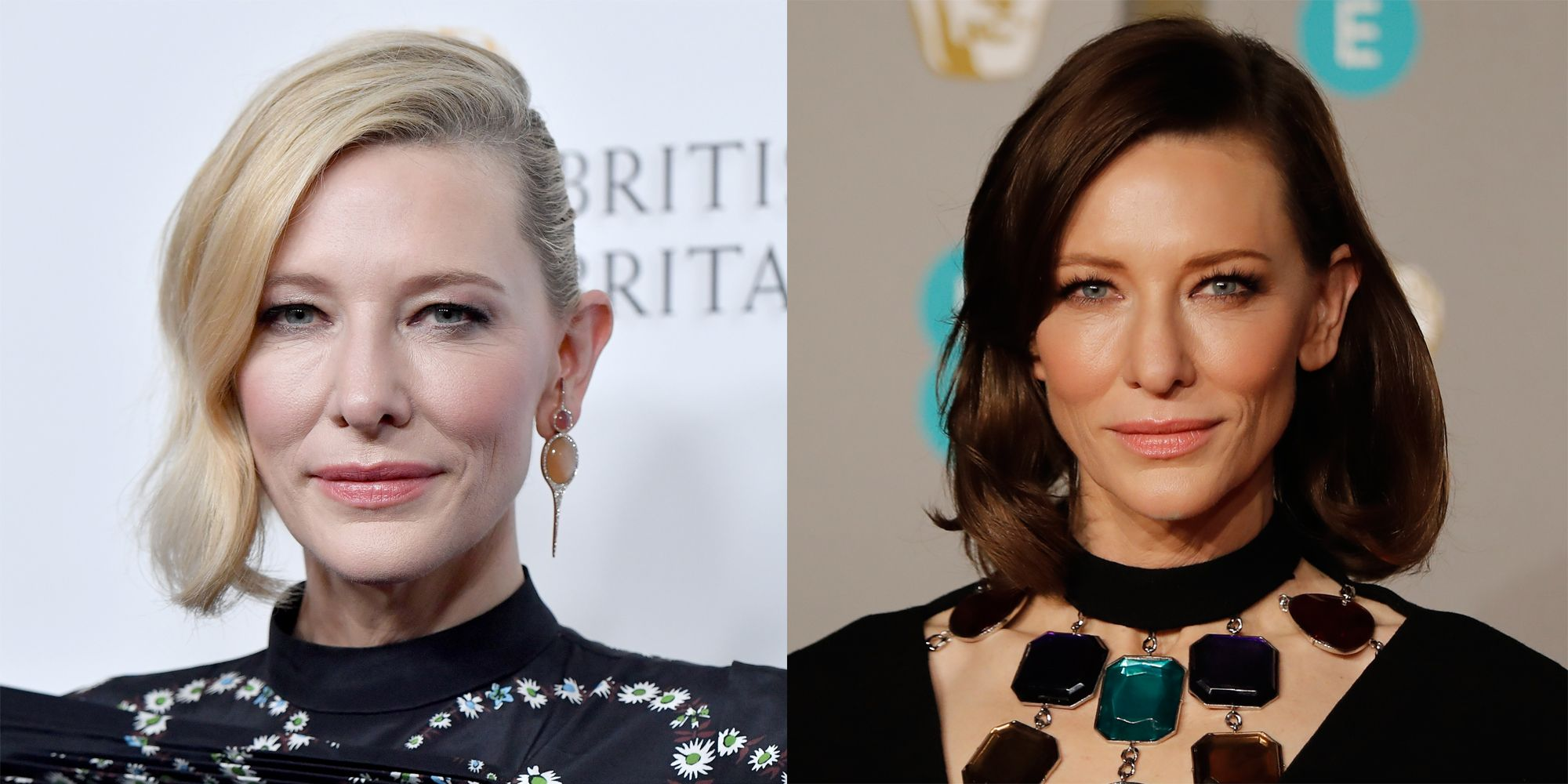 Cate Blanchett Brown Hair