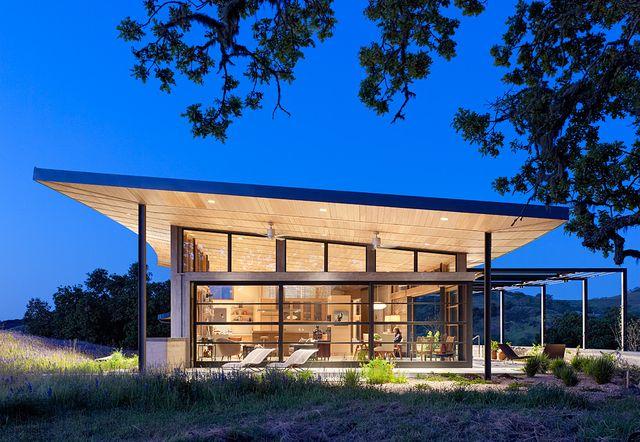 caterpillar house feldman architecture