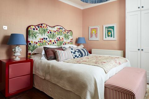 twobedroom flat in notting hill, london designed by yellow london