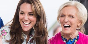 """The Duchess Of Cambridge Attends """"Back to Nature"""" Festival"""