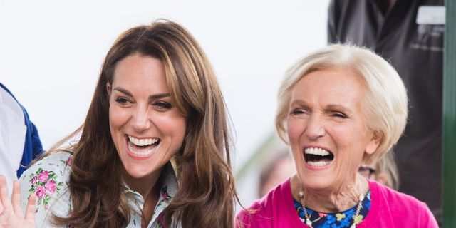 Kate Middleton and Mary Berry Filmed a Christmas Special Together That Comes Out in 2 Weeks