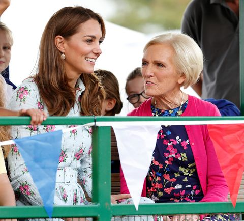Prince Louis First Word Inspired By Mary Berry