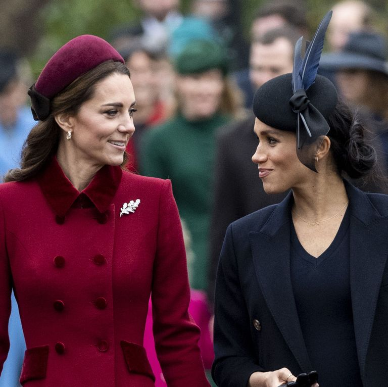 Meghan Markle And Kate Middleton Reportedly Made 'an